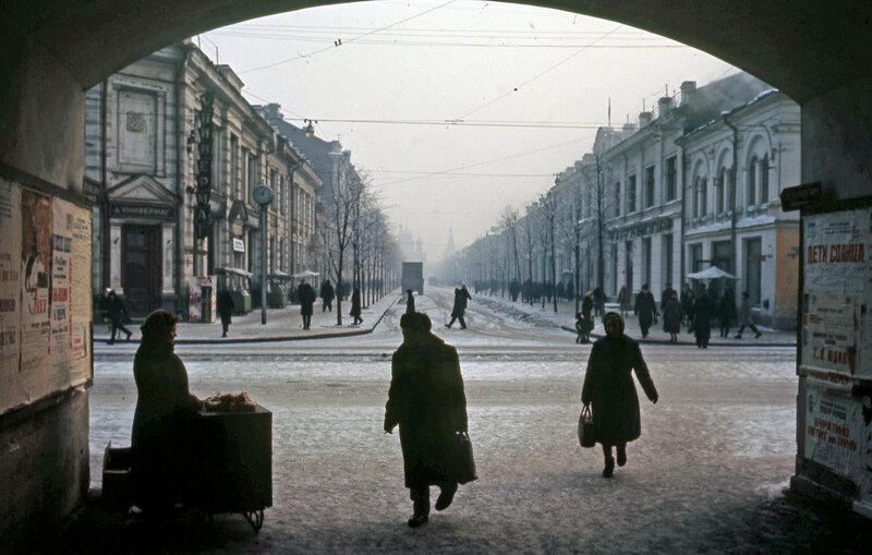 1964 Ярослаль. Улица Кирова.jpg