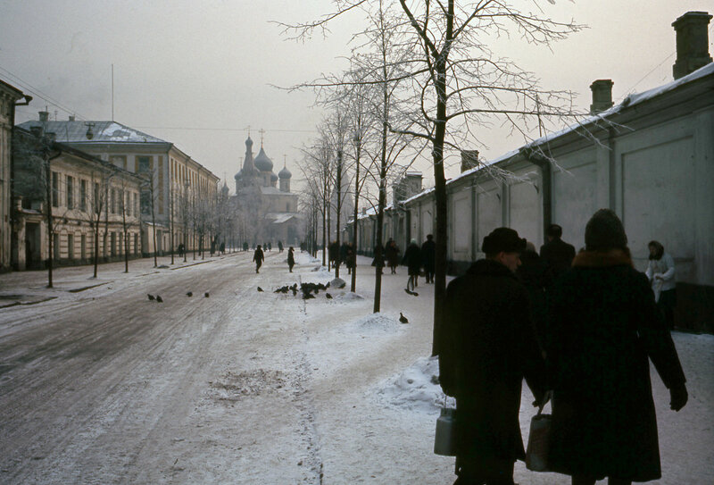 1964 Ярослаль. Улица Кирова2.jpg