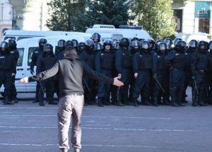 В Львове не восприняли фестиваль гомосексуализма