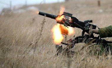 Оккупанты на Донбассе усилили обстрелы на всех направлениях