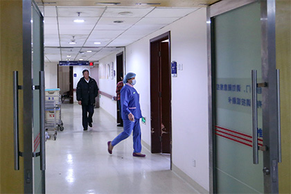 Пенсионерка из Китая родила здорового ребенка