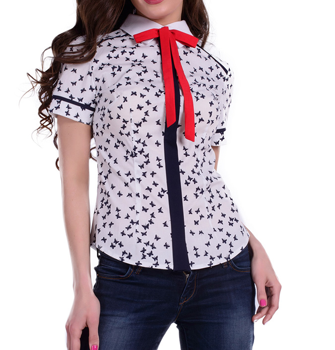 Блуза - основа гардероба