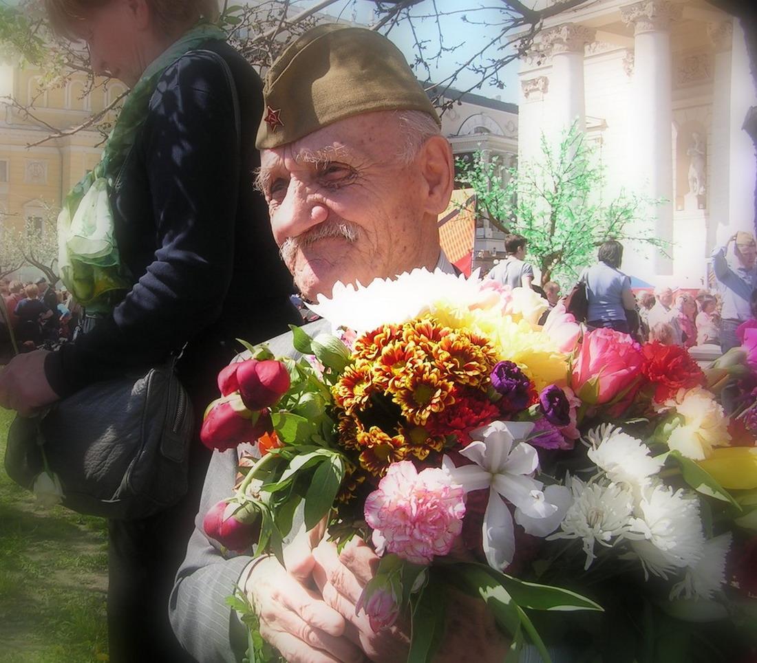 День Победы Ветераны Память о погибших