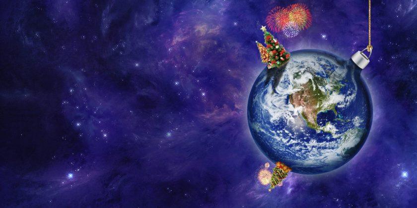 Космонавты смогут обозначить  Новый год наМКС 16 раз