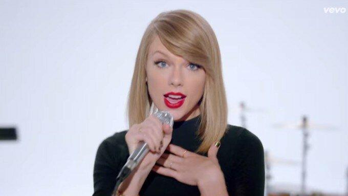 Новый клип Тейлор Свифт   Shake It Off