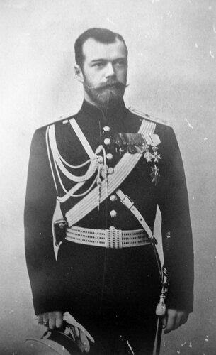Мученик царь Николай II.