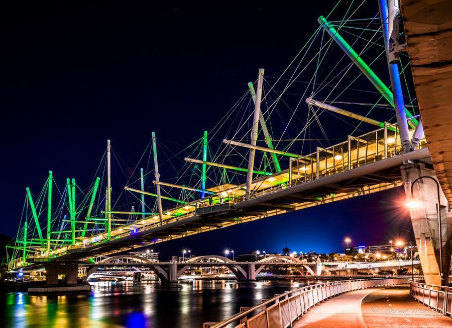 5. Мост Курилпа, Австралия