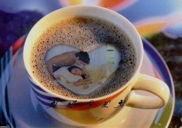 1. Кофе с маслом