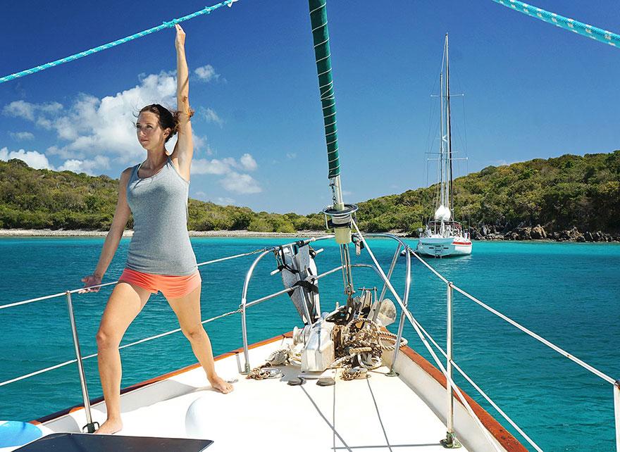 «Мэтт смотрел на лодки и вдруг сказал, что однажды тоже хотел бы путешествовать по воде».