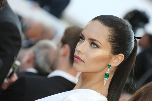 Адриана Лима Доход: $10,5 млн Страна: Бразилия Возраст: 35 лет Контракты: Maybelline, Vogue Eyewear,