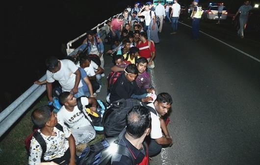 ВГермании прошла массовая драка между иммигрантами и здешними жителями