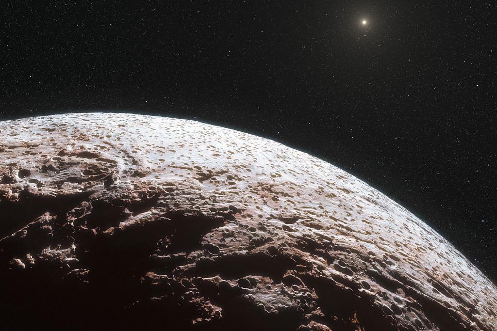 Астрономы открыли планету, год накоторой продолжается 20 000 земных лет