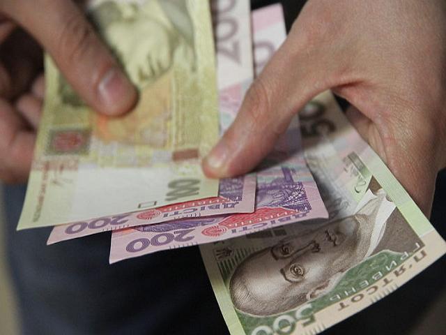 Долг повыплате заработной платы вгосударстве вплотную подобрался к2 млрд грн