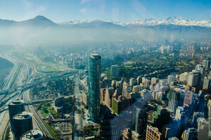Сантьяго (Чили) и окрестности