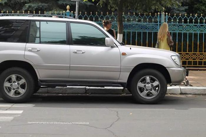 На каких автомобилях ездят украинские прокуроры