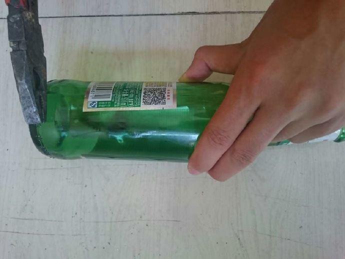 Изумруд из бутылки