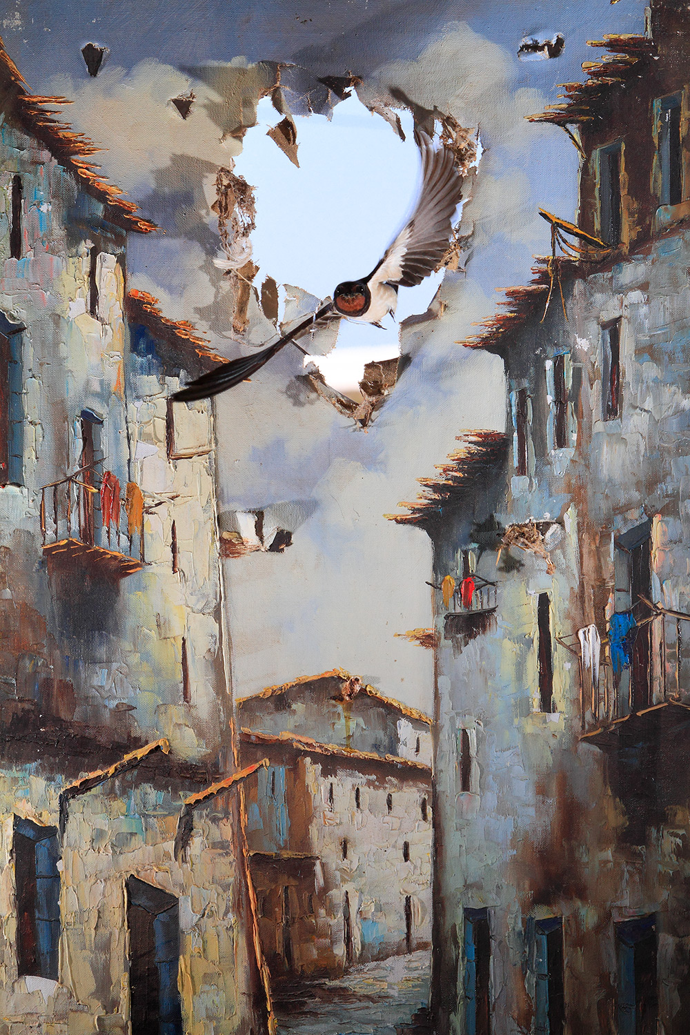 Life comes to art , Juan Tapia, Spain. Impressions, WINNER. Story .