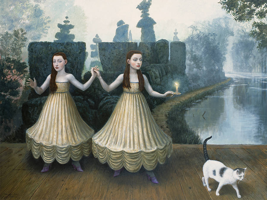 Surreal Dreamlike Paintings
