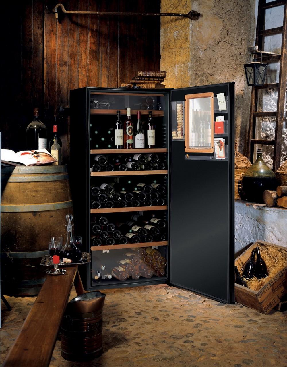 Climadiff винные шкафы