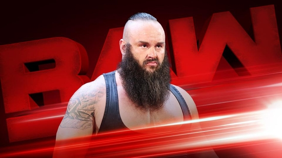 Post image of WWE Monday Night RAW 17.04.2017