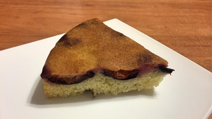 Сливовый пирог по рецепту Нью-Йорк Таймс
