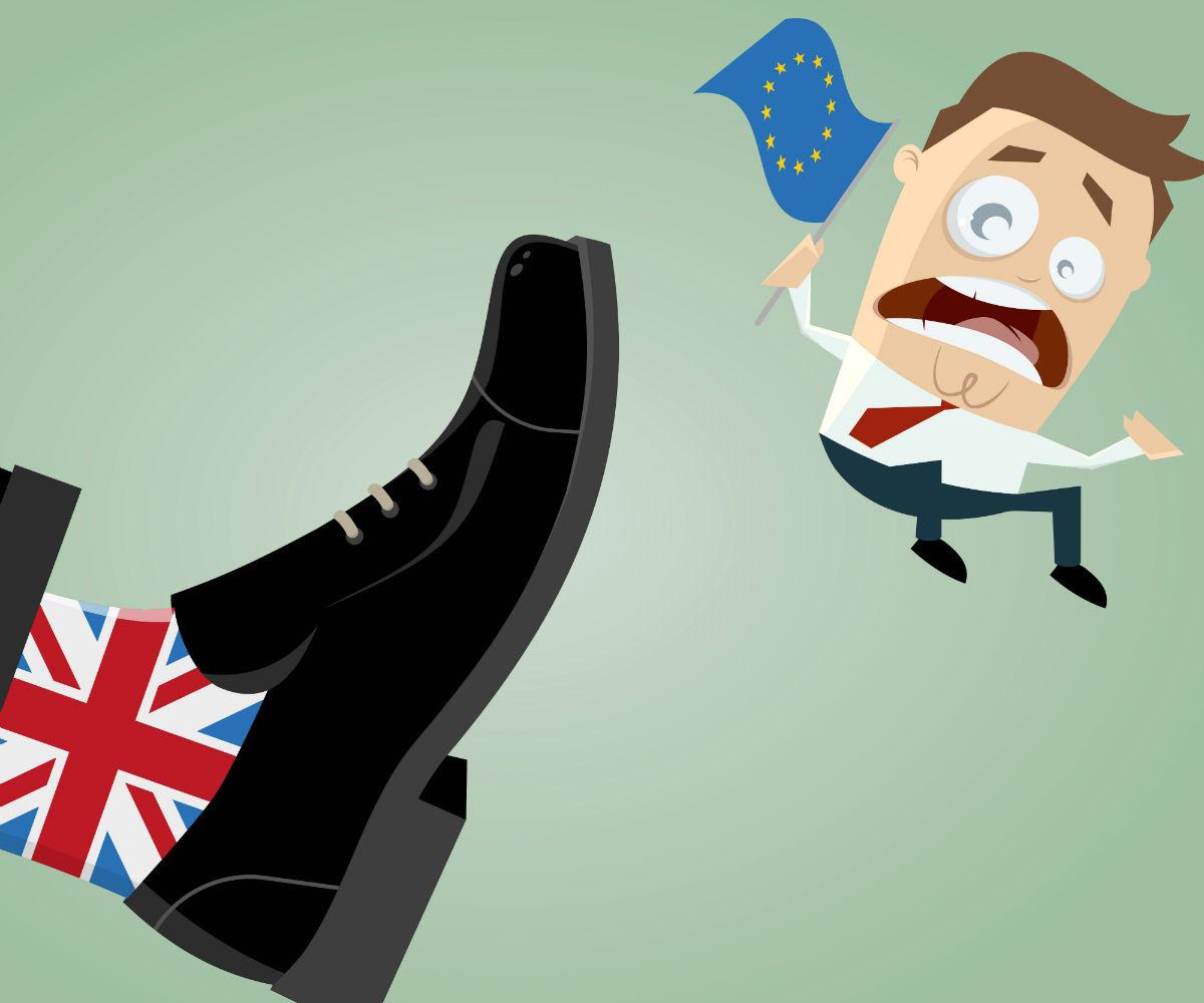 Brexit и волатильность