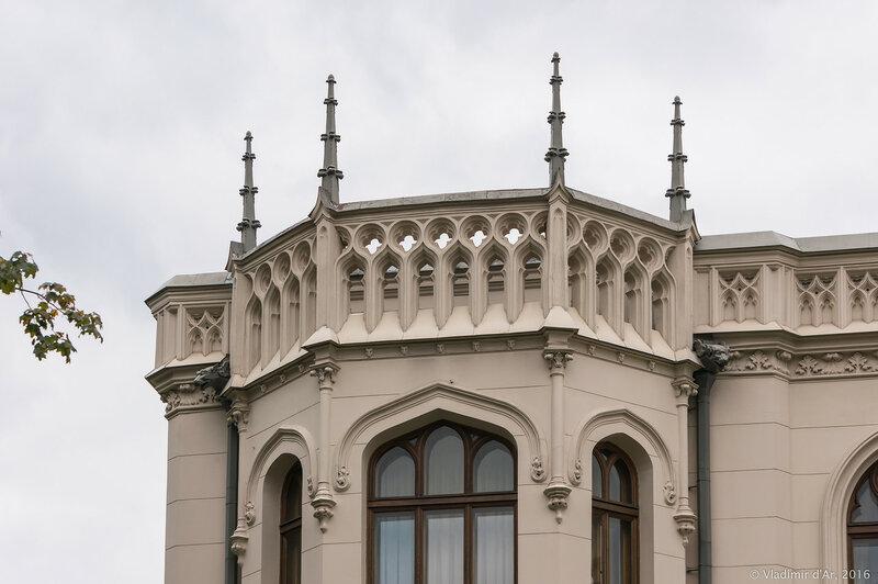 Особняк Морозова на Спиридоновке
