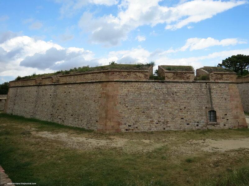 крепость Монжуик  _3120.JPG