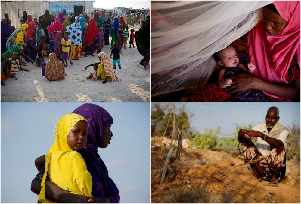 Детская смертность в Сомали