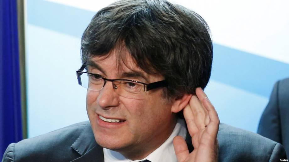 Экс-лидер Каталонии должен выйти из немецкой тюрьмы после освобождения под залог