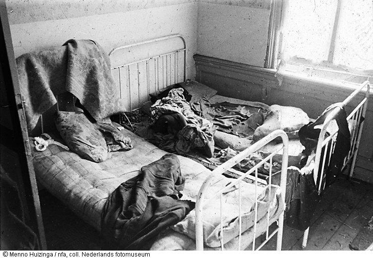 Голодная зима в Голландии 1944-1945 годов