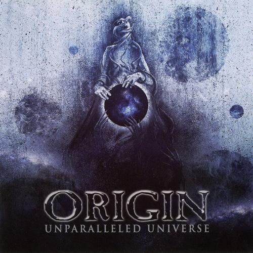 Origin - 2017 - Unparalleled Universe [Mazzar, MZRCD821, Russia]