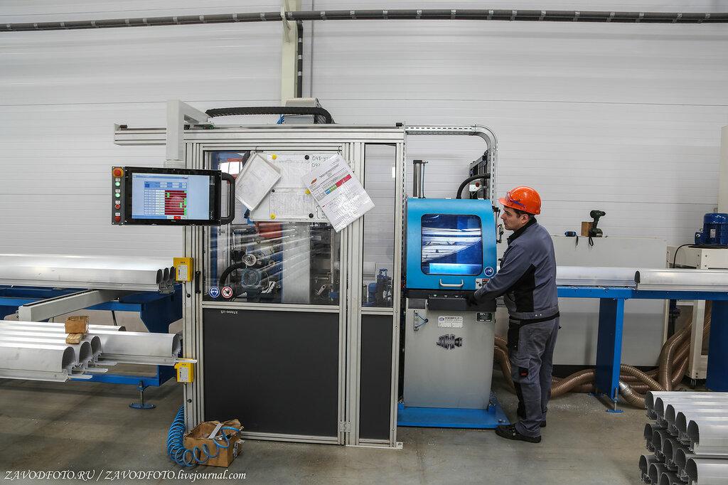 Где делают лучшие в России металлоконструкции для теплиц