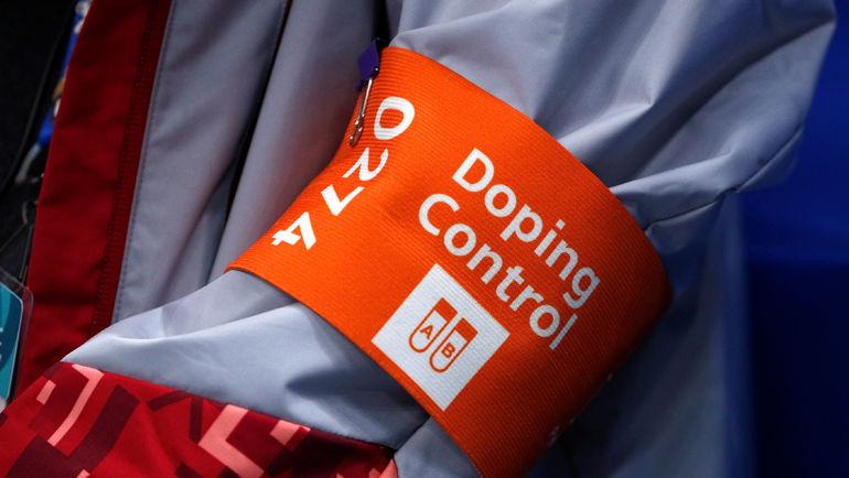 Допинг-контроль. Фото REUTERS