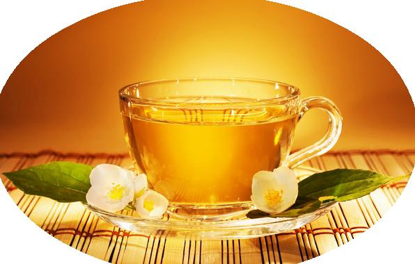 Открытки. Международный день чая. Чашка чая