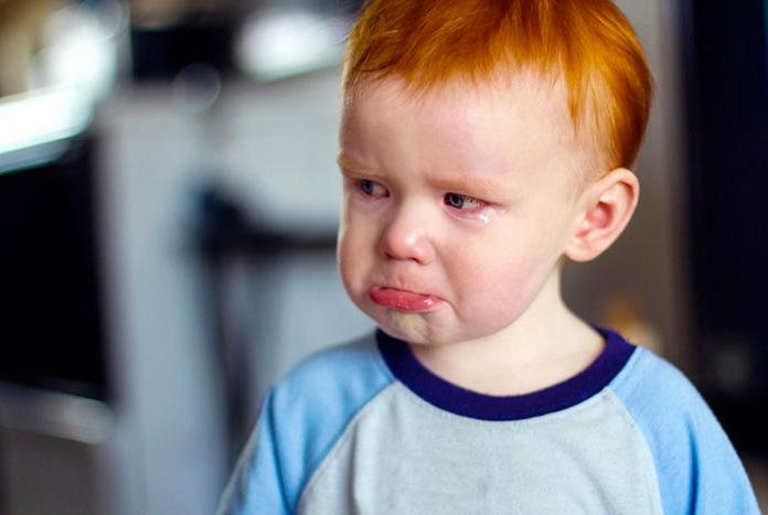 Поучительный рассказ о том, как реагировать на капризы детей (1 фото)