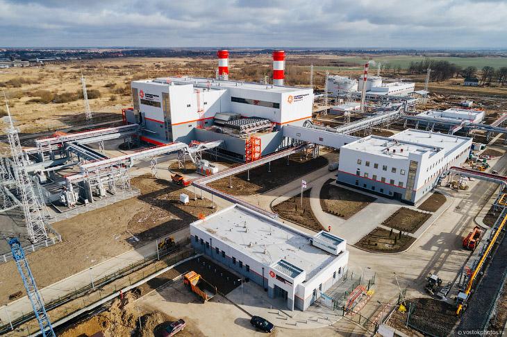 Новейшие тепловые электростанции (47 фото)