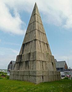 Пирамида Киллигру в Фалмуте
