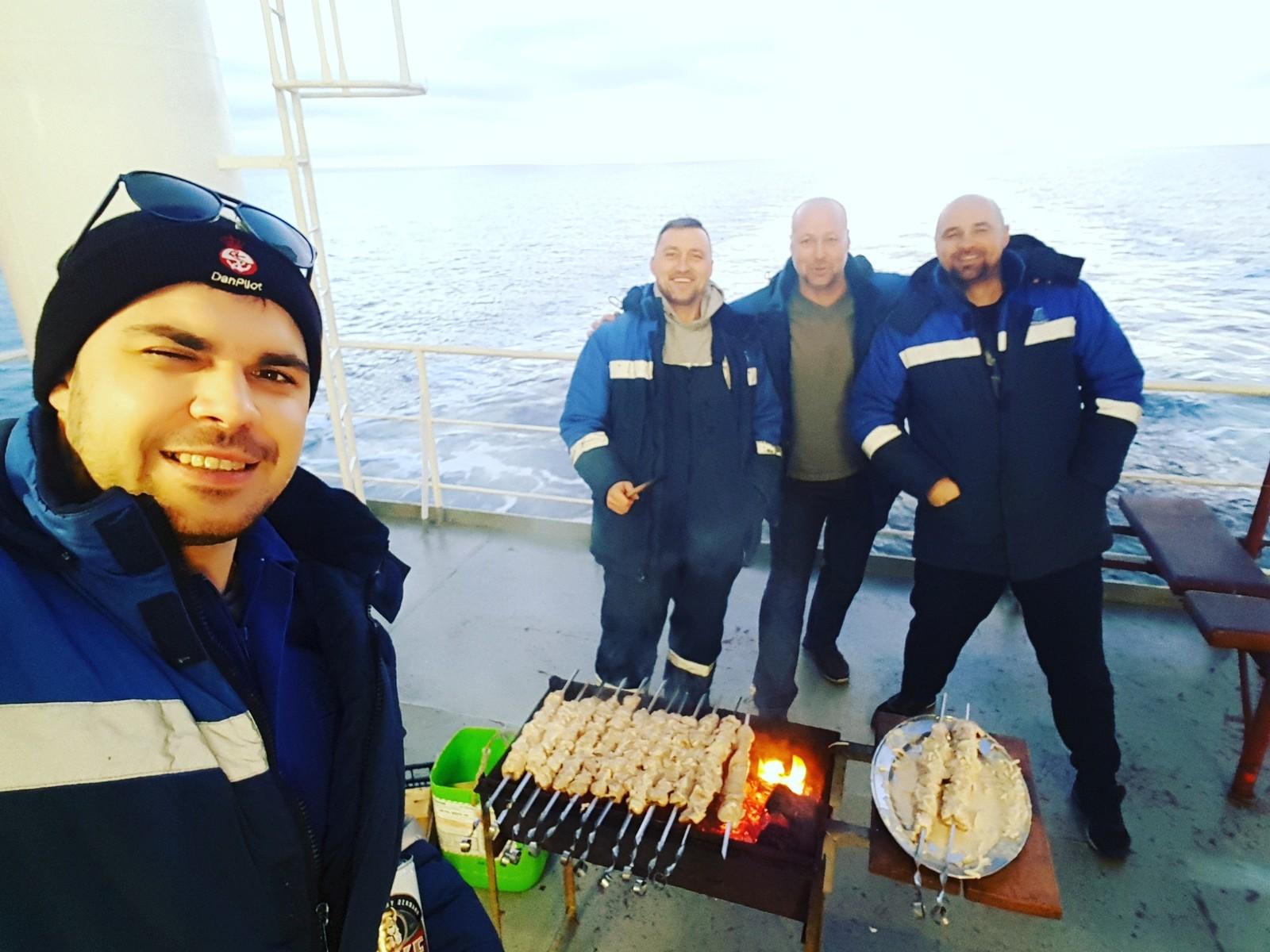 Быт моряка