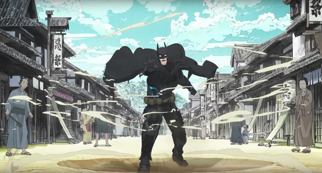 Batman Ninja – This new anime is unveiled with two explosive trailers!