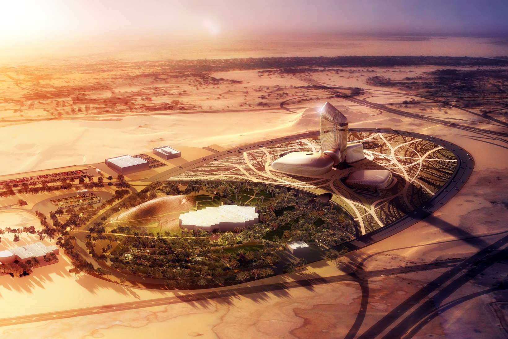 Unforgettable Architecture of Saudi Arabia's Newest Cultural Center