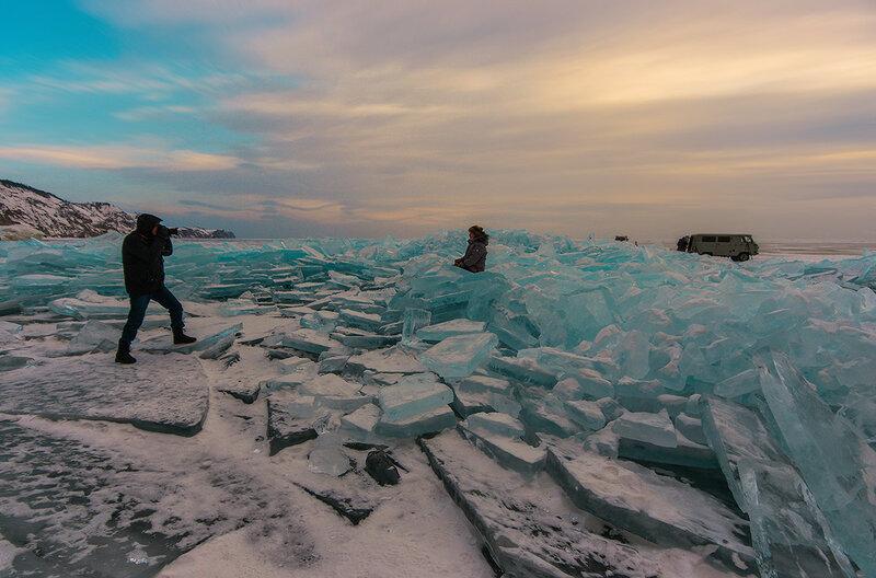 Фотографы на Байкале