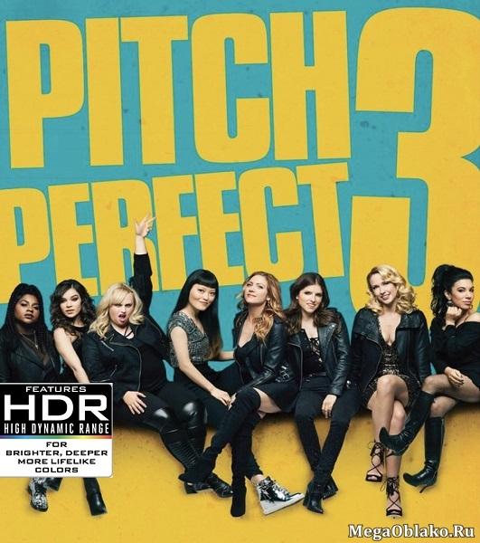 Идеальный голос 3 / Pitch Perfect 3 (2018/HDTV/HDTVRip)