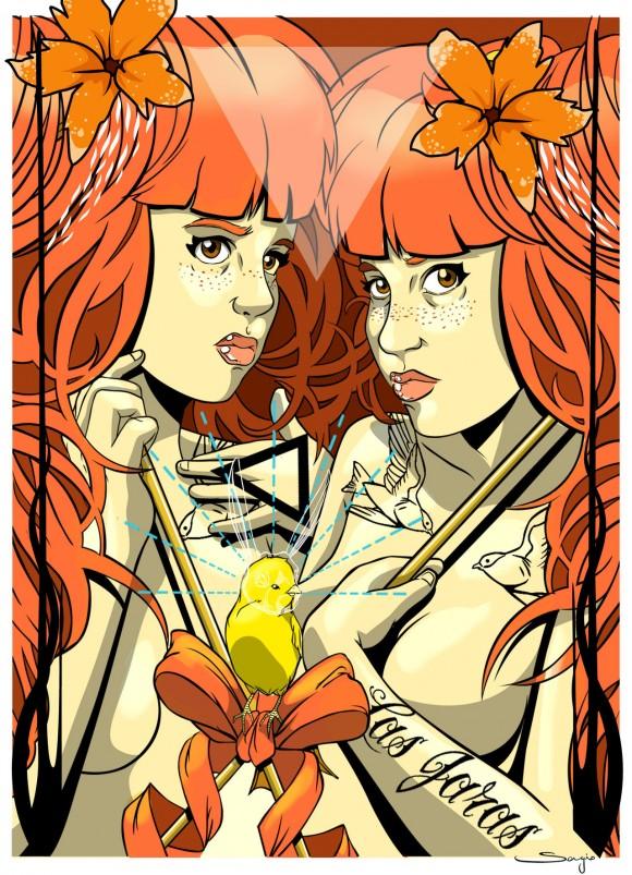 Illustrator - Sergio Saucedo