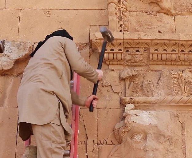 уничтожение артефактов