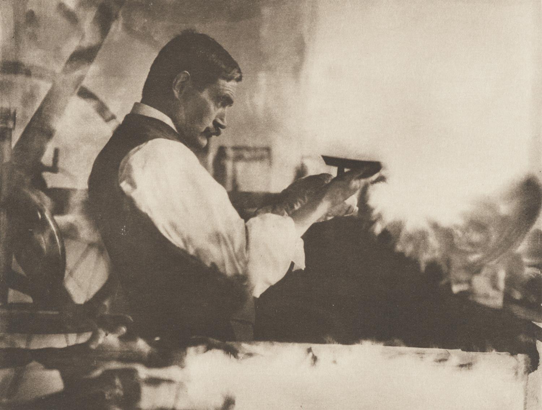 1902. Уильям Стрэнг, эсквайр. Шотландский художник и гравер