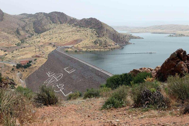 Марокко - водохранилище пресной воды