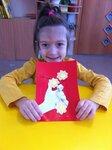 Шамехина Софья (рук. Сошина Галина Анатольевна ) - Мамино счастье в детских ладошках