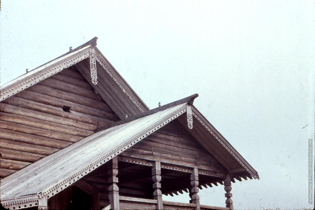 Остров Кижи 1985 год