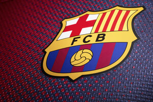 «Барселону» оштрафовали после финала Лиги чемпионов 2014/15
